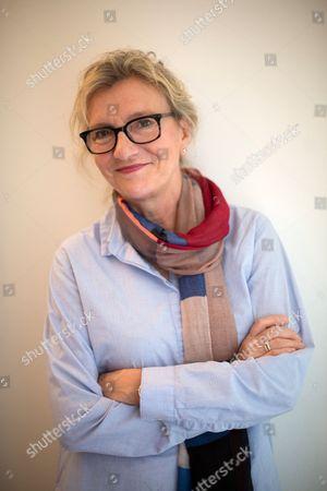 The writer Elizabeth Strout
