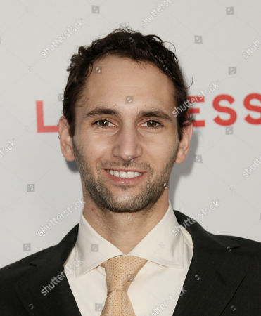 Stock Image of Producer Michael Benaroya attends the LA premiere of Lawless at Arclight Cinemas Hollywood, in Los Angeles