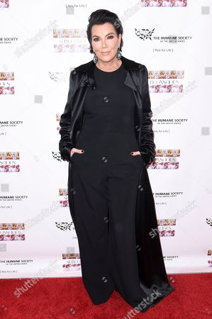 """Kris Jenner attends """"Subconscious"""" by Bria Murphy Gallery Opening at Lace Gallery, in Los Angeles"""