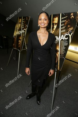 """Editorial photo of """"Supremacy"""" Special Screening, Los Angeles, USA"""
