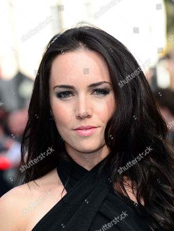 Liv Boeree arrives at The World Premiere of 'World War Z' at the Empire Cinema in London on Sunday June 2nd, 2013
