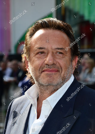 Ludi Boeken arrives at The World Premiere of 'World War Z' at the Empire Cinema in London on Sunday June 2nd, 2013