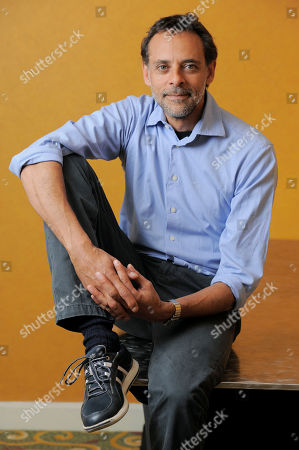 "Alexander Siddig, a cast member in the film ""Inescapable,"" poses for a portrait at the 2012 Toronto Film Festival, in Toronto"