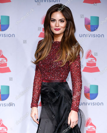 Editorial photo of 2013 Latin Grammy Awards - Press Room, Las Vegas, USA