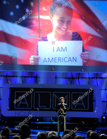 Sebastien de la Cruz at the NCLR ALMA Awards at the Pasadena Civic Auditorium, in Pasadena, Calif