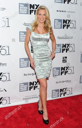 """Stock Image of Heidi Albertsen attends the 51st annual New York Film Festival closing night screening of """"Her"""" at Alice Tully Hall on in New York"""