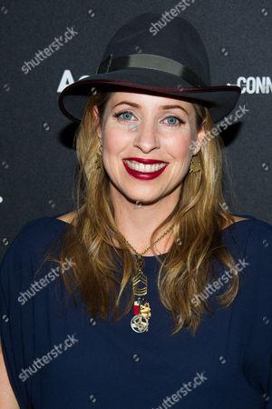 Editorial photo of 2014 AOL NewFront, New York, USA