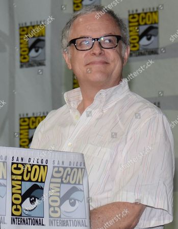 """Neal Baer attends the """"Under the Dome"""" panel on Day 1 of Comic-Con International, in San Diego"""