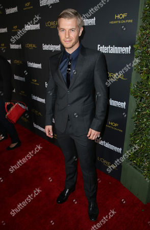 Rick Cosnett arrives at Entertainment Weekly's Pre-Emmy Party sponsored by L'Oreal Paris and Hearts On Fire at Fig & Olive in West Hollywood, Calif. on