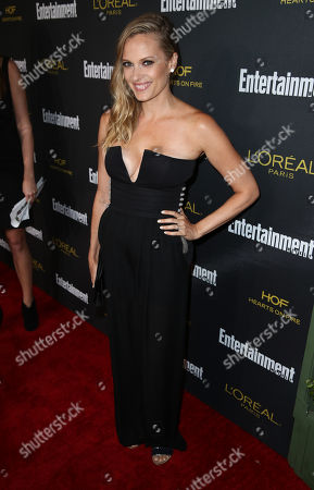 Vinessa Shaw arrives at Entertainment Weeklyâ?™s Pre-Emmy Party sponsored by L'Oreal Paris and Hearts On Fire at Fig & Olive in West Hollywood, Calif. on