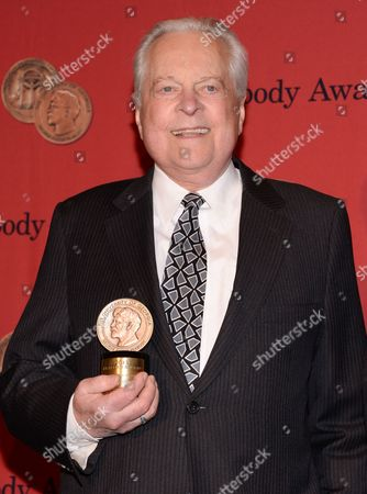Robert Osborne attends the 73rd Annual George Foster Peabody Awards at the Waldorf-Astoria Hotel, in New York