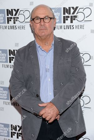 """Director Robert Kenner attends the """"Merchants of Doubt"""" special screening during the 52nd Annual New York Film Festival at Alice Tully Hall, in New York"""