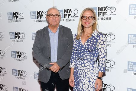 """Editorial image of 2014 NYFF - """"Clouds Of Sils Maria"""" Screening, New York, USA"""