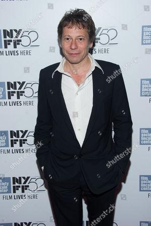 "Editorial image of 2014 NYFF - ""The Blue Room"" Screening, New York, USA"