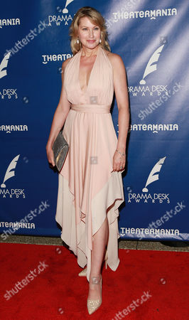 Luba Mason attends the 60th Annual Drama Desk Awards at Anita's Way, in New York