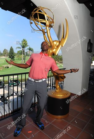 Stock Picture of Charles Parnell is seen at the 16th Emmys Golf Classic presented by the Television Academy Foundation at the Wilshire Country Club on in Los Angeles