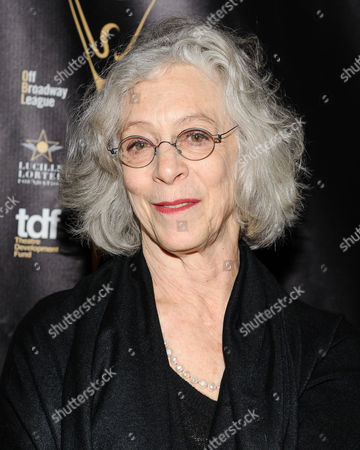 Editorial picture of 2016 Lucille Lortel Awards, New York, USA