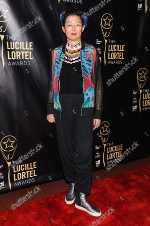 Stock Photo of Anita Yavich attends The 2016 Lucille Lortel Awards for Outstanding Achievement Off-Broadway at the NYU Skirball Center, in New York