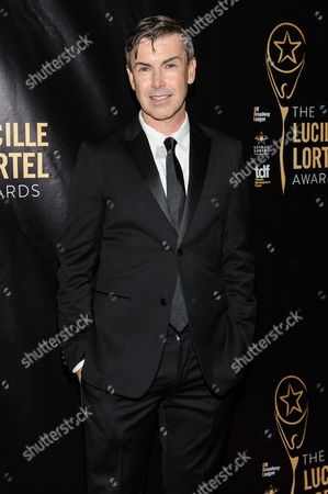 Matt McGrath attends The 2016 Lucille Lortel Awards for Outstanding Achievement Off-Broadway at the NYU Skirball Center, in New York