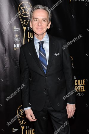 James Houghton attends The 2016 Lucille Lortel Awards for Outstanding Achievement Off-Broadway at the NYU Skirball Center, in New York