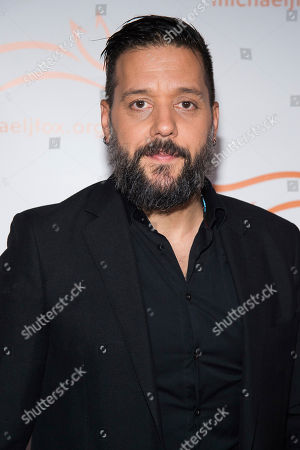 George Stroumboulopoulos attends A Funny Thing Happened on the Way to Cure Parkinson's gala to benefit the Michael J. Fox Foundation at the Waldorf Astoria, in New York