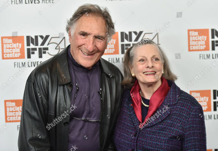 """Judd Hirsch and Dana Ivey attend a special screening of """"Jackie"""", during the 54th New York Film Festival, at Alice Tully Hall, in New York"""