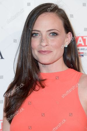 Lara Pulver attends the 2016 BAFTA Los Angeles TV Tea, in West Hollywood, Calif