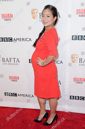 Michelle Ang attends the 2016 BAFTA Los Angeles TV Tea, in West Hollywood, Calif