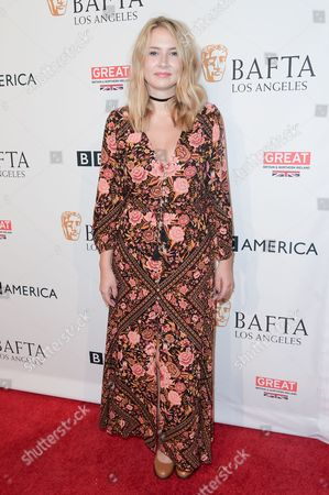 Editorial picture of 2016 Primetime Emmy Awards - BAFTA Los Angeles TV Tea, West Hollywood, USA
