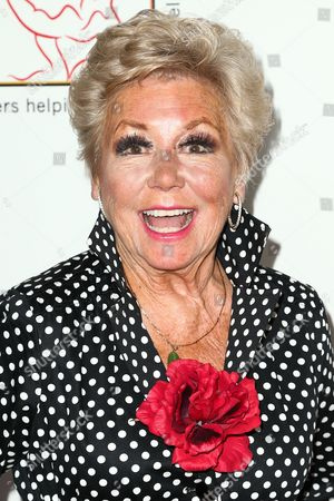 Mitzi Gaynor attends the 29th Annual Gypsy Awards Luncheon held at the Beverly Hilton Hotel, in Beverly Hills, Calif