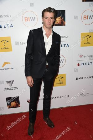 Thomas Cocquerel seen at the 3rd Annual Australians In Film Awards at the Fairmont Miramar hotel on Sunday, October 26th, 2014, in Santa Monica, California