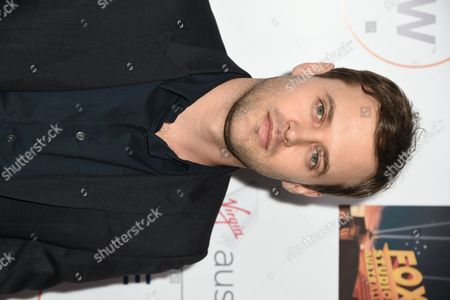 Oliver Ackland seen at the 3rd Annual Australians In Film Awards at the Fairmont Miramar hotel on Sunday, October 26th, 2014, in Santa Monica, California