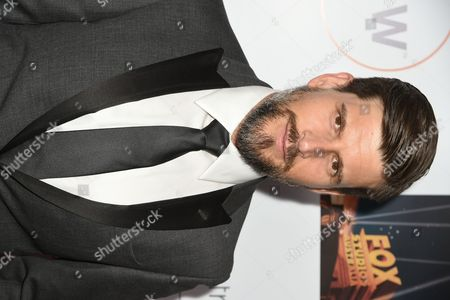 Osher Gunsberg seen at the 3rd Annual Australians In Film Awards at the Fairmont Miramar hotel on Sunday, October 26th, 2014, in Santa Monica, California