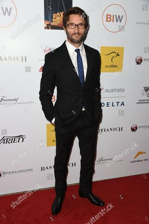 Jonathan LaPaglia seen at the 3rd Annual Australians In Film Awards at the Fairmont Miramar hotel, in Santa Monica, California