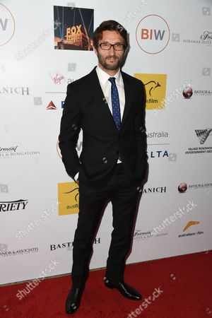 Jonathan LaPaglia seen at the 3rd Annual Australians In Film Awards at the Fairmont Miramar hotel on Sunday, October 26th, 2014, in Santa Monica, California