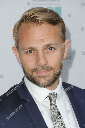 """Stock Photo of Craig Robert Young arrives at the 3rd Annual Beyond Hunger """"A Place At The Table"""" Gala, in Beverly Hills, Calif"""