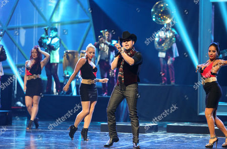 Roberto Tapia onstage during the 3rd Annual Billboard Mexican Awards at The Dolby Theatre on in Los Angeles