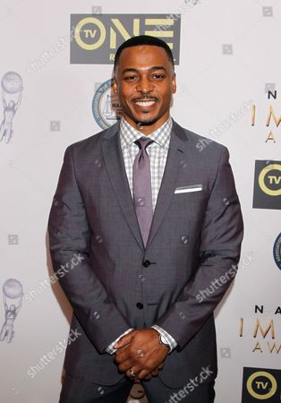 RonReaco Lee seen at 47th NAACP Image Awards Nominees' Luncheon at The Beverly Hilton, in Beverly Hills, Calif