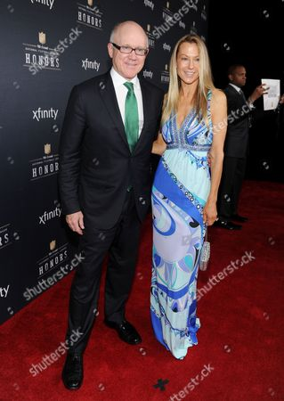 Editorial image of 4th Annual NFL Honors - Red Carpet, Phoenix, USA
