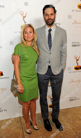 Editorial photo of 65th Primetime Emmy Awards - Television Academy's Producer's Nominee Reception, Beverly Hills, USA
