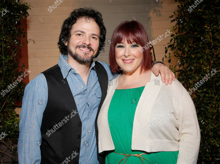 Rob Bonfiglio and wife Carnie Wilson attend A Night for Jolie Levine Sponsored by Lupus LA & Sweet Relief Musicians Fund, at Henson Studios on Friday, May, 31, 2013 in Los Angeles