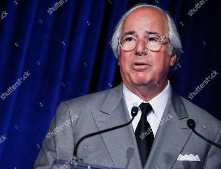 Stock Picture of Frank Abagnale seen at Advertising Week on in New York