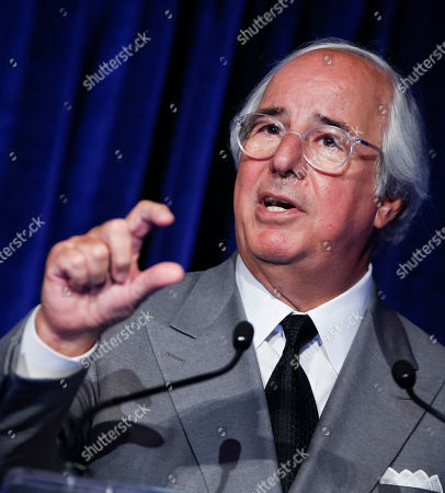 Stock Photo of Frank Abagnale seen at Advertising Week on in New York