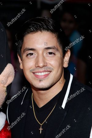 Stefano Langone is seen at AEG Season of Giving honors Padres Contra El Cancer on Sunday, December, 9, 2012 in Los Angeles