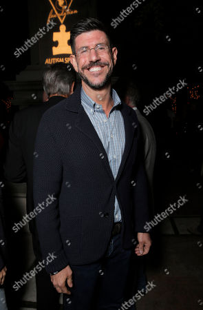 Rich Ross attends the Autism Speaks' Blue Jean Ball at Boulevard 3 on in Los Angeles