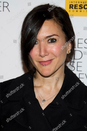 """Nadia Dajani attends the """"Celeste and Jesse Forever"""" premiere on in New York"""