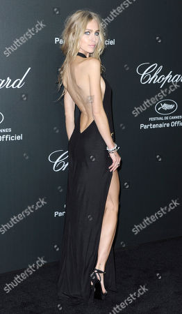 Stock Photo of Katharina Damm seen the Chopard Party at the 67th international film festival, Cannes, southern France