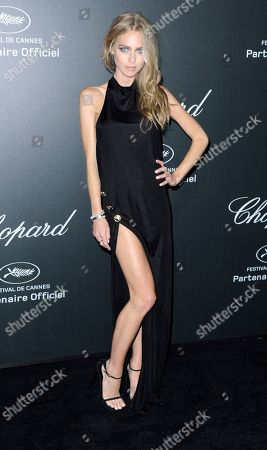 Stock Picture of Katharina Damm seen the Chopard Party at the 67th international film festival, Cannes, southern France