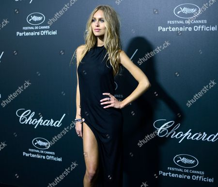 Editorial image of Chopard Party, Cannes, France
