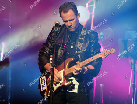 Roy Hay with Culture Club performs at the Fox Theatre, in Atlanta